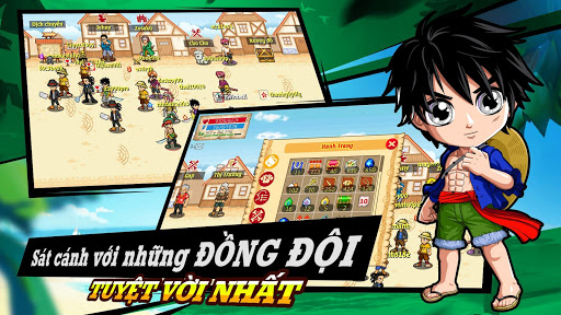 Télécharger Gratuit Hải Tặc Chiến apk mod screenshots 2