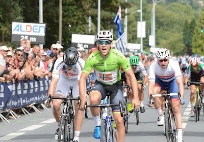 Le Tour de l'Avenir a un nouveau leader : Giovanni Aleotti