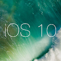 iOS 10 Wallpapers for android icon