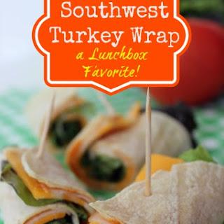 Southwest Turkey Wrap