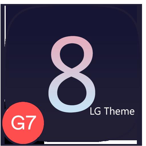 UX8 Black Theme LG G7 V35 V40 - Apps on Google Play