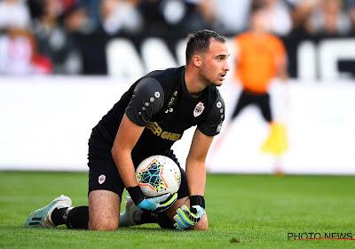 Jens Teunckens ving de blessure van Sinan Bolat goed op bij Antwerp