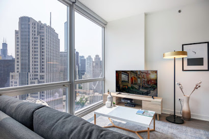 North Park Drive #3211 Serviced Apartment, Streeterville