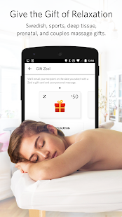 In-Home Massage by Zeel- screenshot thumbnail