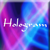 Hologram Live Wallpaper