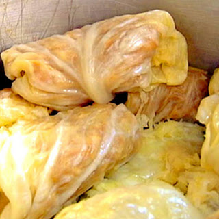 Cabbage Rolls With Sauerkraut And Bacon Recipes