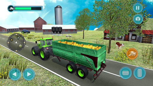 Real Farm Story - Tractor Farming Simulator 2018 1.0 screenshots 10