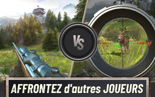 Code Triche Hunting Clash:Jeu de chasse, tir sportif, chasseur mod apk screenshots 2