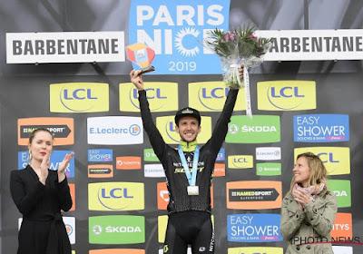 "Winnaars van dag vijf in Parijs-Nice reageren na triomf: ""Ik maak me geen illusies"" en ""Dat is me goed gelukt"""