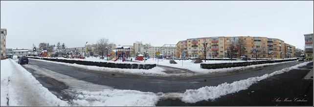 Photo: Turda - Parcul Teilor -  fântână arteziană - 2018.12.20