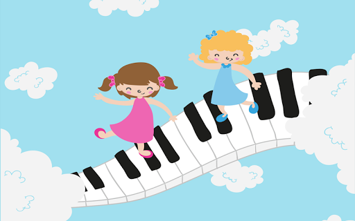 Magic Piano For Kids