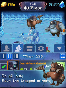 Mine Legend –  Idle Clicker & Tycoon Mining Games 9