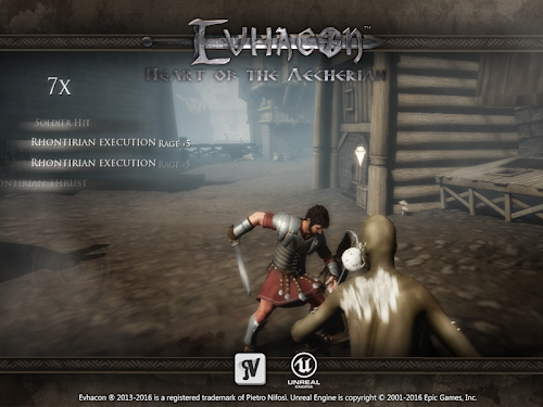 Evhacon 2 HD Screenshot