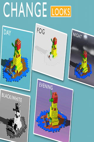 Blox 3D World Creator- screenshot