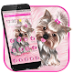 Download Cute Pink Puppy Launcher Theme For PC Windows and Mac