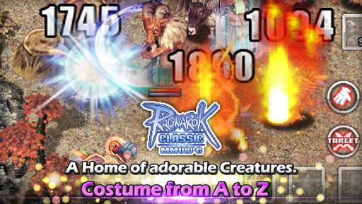 Ragnarok Classic MMORPG 5.8.0 screenshots 15
