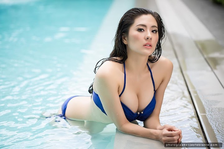 Meet The Sexy Korean Model Who Calls The Philippines Her Home