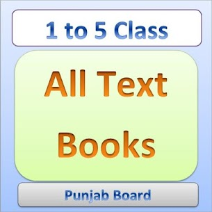 Text books for class 1 to 5 2