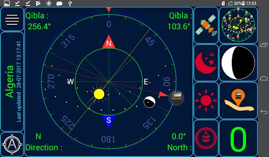 App Qibla (Qibla direction & prayer times) APK for Windows Phone