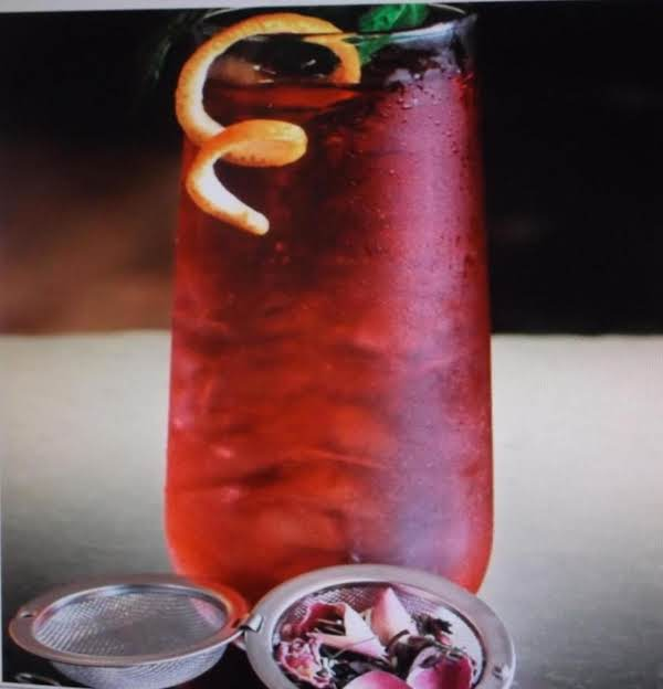Hibiscus Highball Cocktail