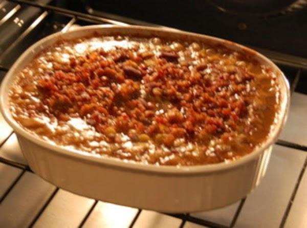Calico Bean Bake Recipe