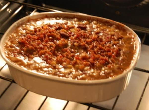 Calico Bean Bake Recipe