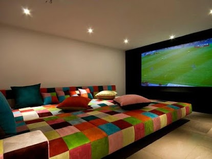 home theatre room design - android apps on google play