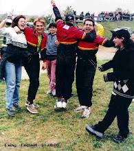 Photo: 2000: 1. Bayerischer Meister Mannschaft unverbaut