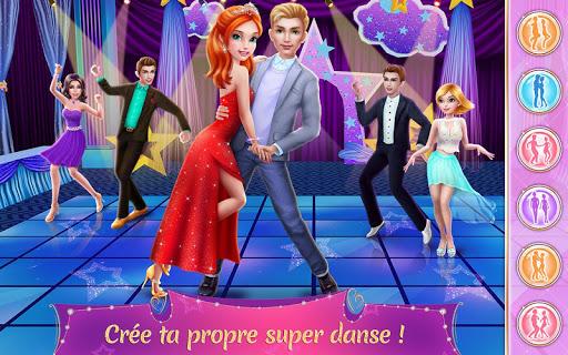 Reine du bal: amour & danse  captures d'écran 1