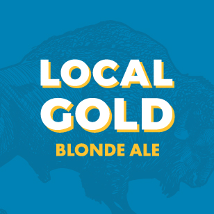 Logo of Wild Leap Local Gold Blonde Ale