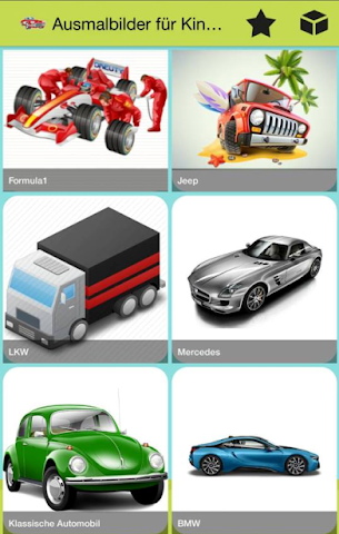 android Ausmalbilder für Kinder Screenshot 7