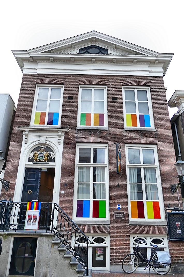 Aangeboden door: Stichting Microtoerisme InZicht Fotoblog Meppel Gemeentehuis Hoofdstraat secretarie kunsthuis