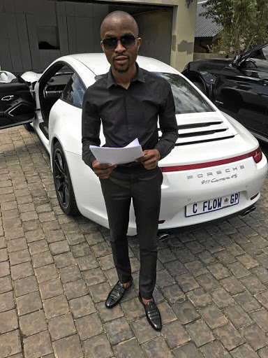 Jabulani 'Cashflow' Ngcobo. Picture: SUPPLIED/INSTAGRAM