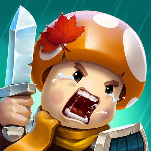 Mushroom Wars 2: Strategia RTS & Tower Defence 🍄