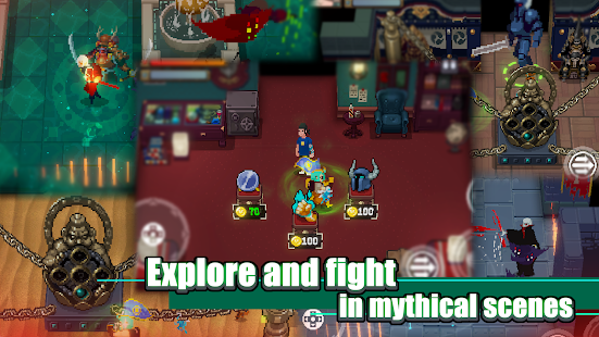 Mod Game Otherworld Legends for Android