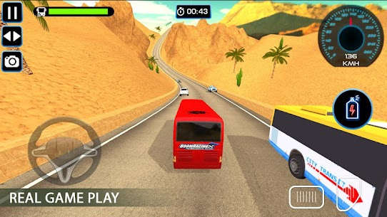 Bus Racing : Coach Bus Simulator 2020 1