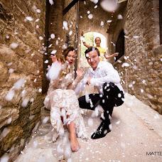 Fotografo di matrimoni Matteo Gagliardoni (gagliardoni). Foto del 09.09.2015