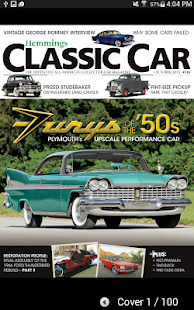 Hemmings Classic Car- screenshot thumbnail