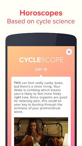 Eve Period Tracker - Love, Sex & Relationships App 3.8.2 Screenshots 5