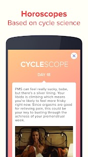 Eve Period Tracker & Sexual Health App- screenshot thumbnail