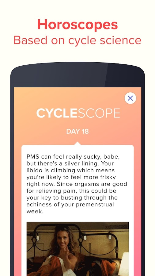 Period Tracker Eve, Ovulation & Birth Control App- screenshot