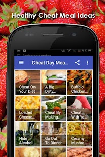 Cheat Day Meals For Diet - náhled