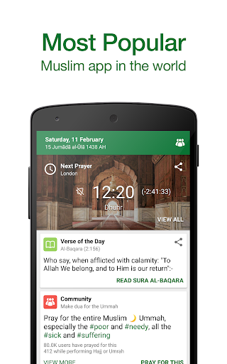 Muslim Pro: Prayer Times Quran screenshot 1