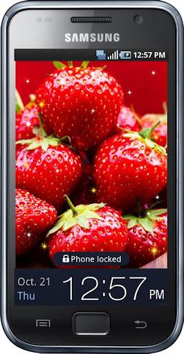 Like Strawberry 2015 HD LWP