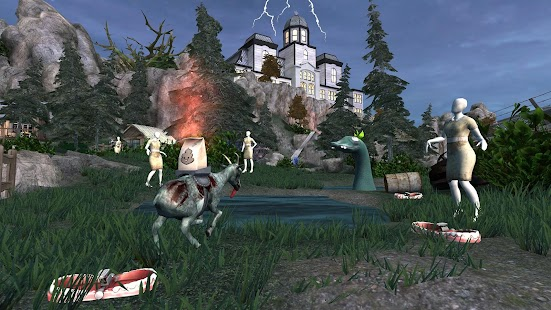 Goat Simulator GoatZ Screenshot 9