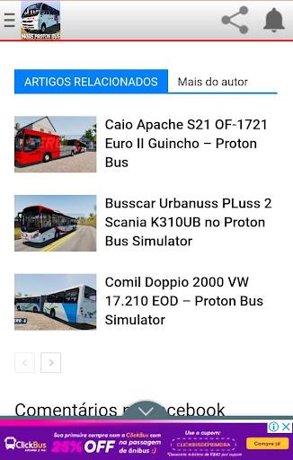 Proton Bus Simulator Urbano e Rodoviu00e1rio (MODS) 9.6 screenshots 3