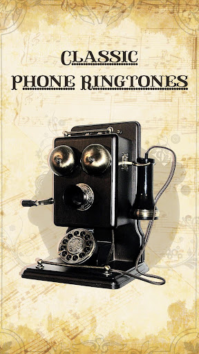 Old Phone Ringtones u260e Classic Ringtone App 1.3 screenshots 1