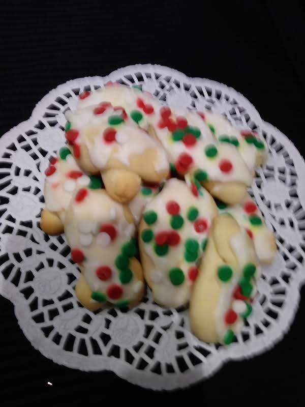 Nonna's Anise Cookies Recipe