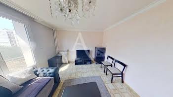 Appartement meublé 4 pièces 65,79 m2