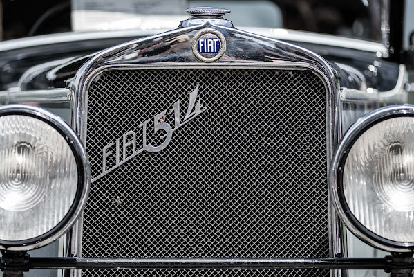 Fiat 514 di Manuel G. Ph.